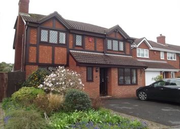 Thumbnail 4 bedroom property to rent in Hill Farm Road, Southampton