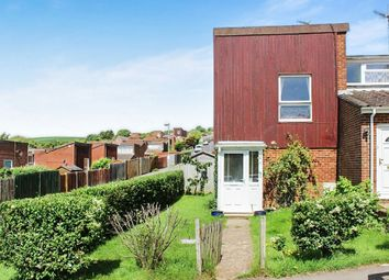 Thumbnail 2 bed end terrace house for sale in Park Drive Close, Newhaven