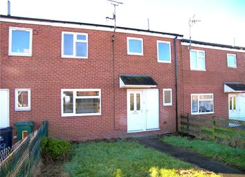 Thumbnail 3 bed town house to rent in Rugby Avenue, Alfreton
