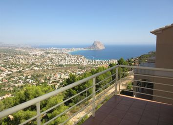 Thumbnail 4 bed town house for sale in Calpe, Alicante, Spain