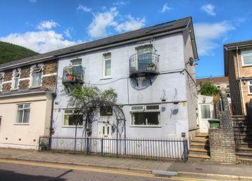 Thumbnail 3 bed end terrace house for sale in Newport Road, Cwmcarn, Cross Keys, Newport