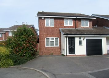 Thumbnail 5 bedroom detached house for sale in Arlington Way, Nuneaton