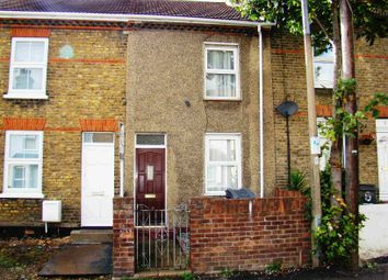 Thumbnail 3 bed terraced house to rent in Oak Road, Grays, Essex