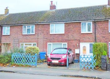 Thumbnail 3 bed terraced house for sale in Kingsclere Road, Bicester, Oxfordshire