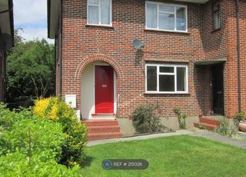 Thumbnail 1 bed maisonette to rent in Green Lawns, London