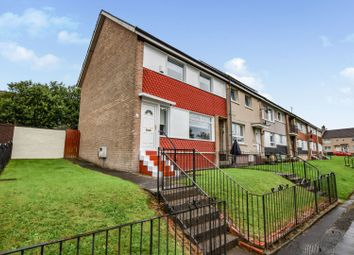 Thumbnail 3 bed end terrace house for sale in Airlie Road, Glasgow