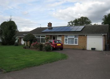Thumbnail 3 bed detached bungalow for sale in Landscape Drive, Leicester
