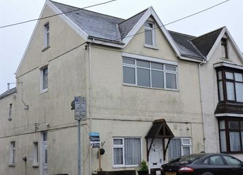 Thumbnail 3 bed flat for sale in Alexandra Road, Gorseinon, Swansea