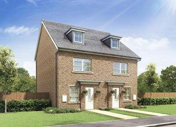"""Thumbnail 4 bedroom end terrace house for sale in """"Kingsville"""" at Westminster Avenue, Clayton, Bradford"""