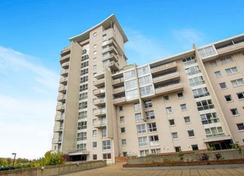 Thumbnail 2 bedroom flat for sale in Hansen Court, Century Wharf, Cardiff Bay, Cardiff