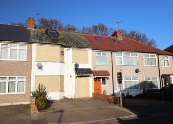 Thumbnail 3 bed terraced house for sale in Hill Crescent, Harrow-On-The-Hill, Harrow