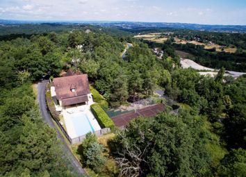 Thumbnail 3 bed detached house for sale in Limousin, Corrèze, Cosnac