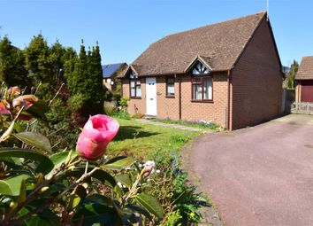 Thumbnail 2 bed bungalow for sale in Reedmace Close, Ashford, Kent