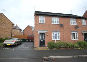 Thumbnail 3 bedroom semi-detached house for sale in Signals Drive, Coventry