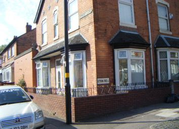 Thumbnail 4 bed end terrace house to rent in Stoney Lane, Balsall Heath, Birmingham