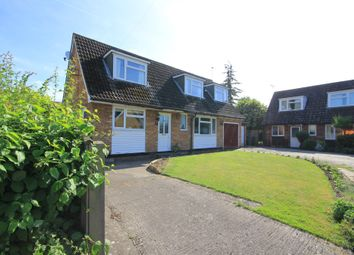 Thumbnail 3 bed detached house for sale in Wyre Close, Haddenham, Aylesbury