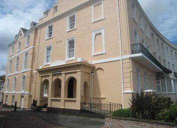 Thumbnail 2 bed flat for sale in Portland House, Den Crescent, Teignmouth, Devon