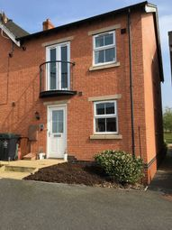Thumbnail 1 bed terraced house for sale in St. Martins Close, Church Gresley, Swadlincote
