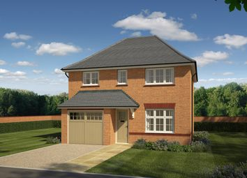 "Thumbnail 4 bed detached house for sale in ""Shrewsbury"" at Church Hill Terrace, Church Hill, Sherburn In Elmet, Leeds"