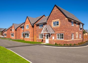 """Thumbnail 4 bed detached house for sale in """"Lincoln"""" at Lime Pit Lane, Cannock"""