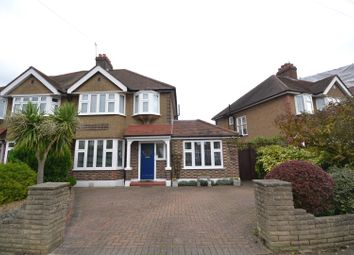 Thumbnail 4 bed semi-detached house for sale in Westcroft Gardens, Morden