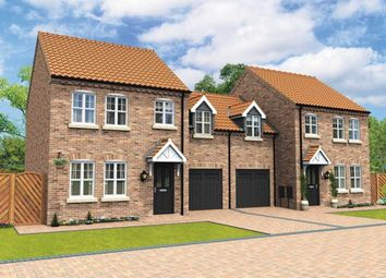 Thumbnail 3 bed link-detached house for sale in Plot 25, The Butterwick, The Swale, Corringham Road
