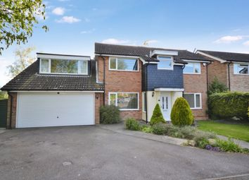 Thumbnail 5 bed detached house for sale in The Copse Bannister Green, Felsted, Dunmow