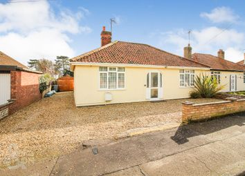 Thumbnail 3 bed detached bungalow for sale in Holmesdale Road, Brundall, Norwich