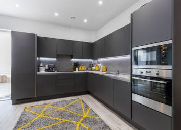 Thumbnail 3 bed flat for sale in Shipbuilding Way, Upton Park, London