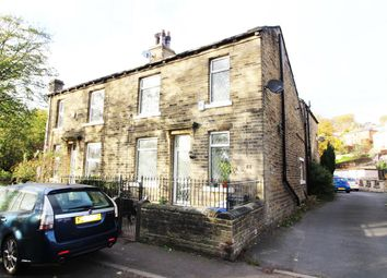Thumbnail 2 bed cottage for sale in Dam Head Road, Sowerby Bridge