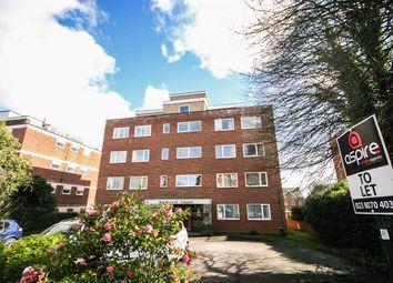 Thumbnail 2 bed flat to rent in Balmoral Court, 16 Winn Road, Southampton
