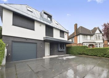 Thumbnail 6 bed detached house for sale in Salisbury Avenue, Finchley Central, London