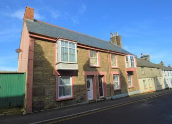Thumbnail 2 bed end terrace house for sale in Fore Street, Camborne, Cornwall