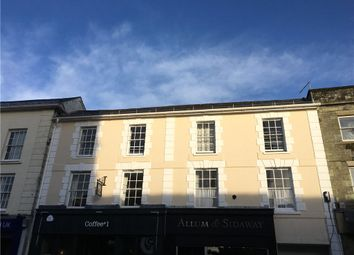 Thumbnail 2 bed flat to rent in High Street, Shaftesbury, Dorset