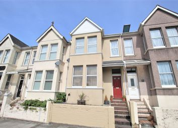 Thumbnail 3 bed terraced house for sale in Outland Road, Peverell, Plymouth
