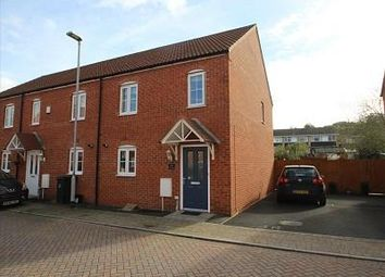 Thumbnail 2 bedroom end terrace house for sale in Compton Close, Glastonbury
