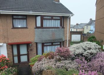 3 bed semi-detached house to rent in Castleton Close, Mannamead, Plymouth PL3