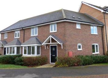 Thumbnail 4 bed property to rent in Skye Close, Alwalton, Peterborough