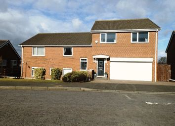4 bed detached house for sale in Bankside, Morpeth NE61
