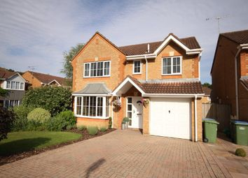 Thumbnail 4 bed detached house for sale in Hispano Avenue, Whiteley, Fareham
