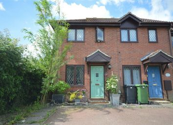 Thumbnail 2 bedroom end terrace house for sale in Margaret Reeve Close, Wymondham, Norwich