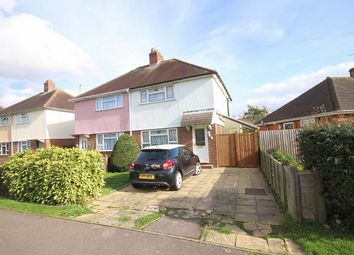 Thumbnail 3 bed semi-detached house for sale in Tabor Avenue, Braintree, Essex