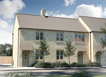 "Thumbnail 2 bed end terrace house for sale in ""The Scotney"" at Bourton Industrial Park, Bourton-On-The-Water, Cheltenham"