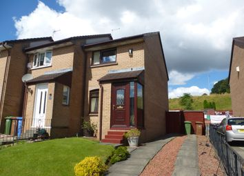 Thumbnail 2 bed end terrace house for sale in Hogarth Avenue, Parklands, Glasgow
