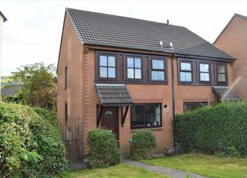 Thumbnail 3 bed semi-detached house to rent in 38, Dolfach, Llanidloes Road, Newtown, Powys
