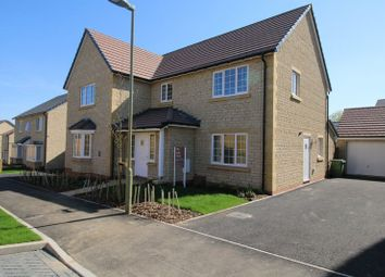 Thumbnail 5 bedroom detached house for sale in Breame Oak Drive, Wheatley, Oxford