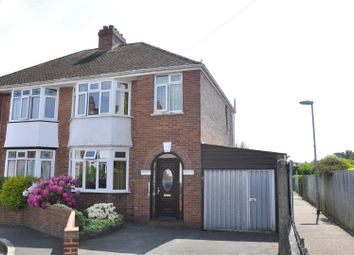 Thumbnail 3 bed semi-detached house for sale in Wallace Avenue, Exeter