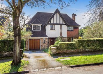 Thumbnail 4 bed detached house to rent in Peter Avenue, Oxted, Surrey