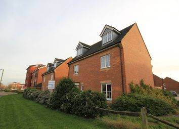 Thumbnail 5 bed detached house to rent in Walker Grove, Hatfield
