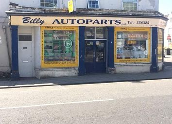 Thumbnail Retail premises for sale in Bedford MK40, UK